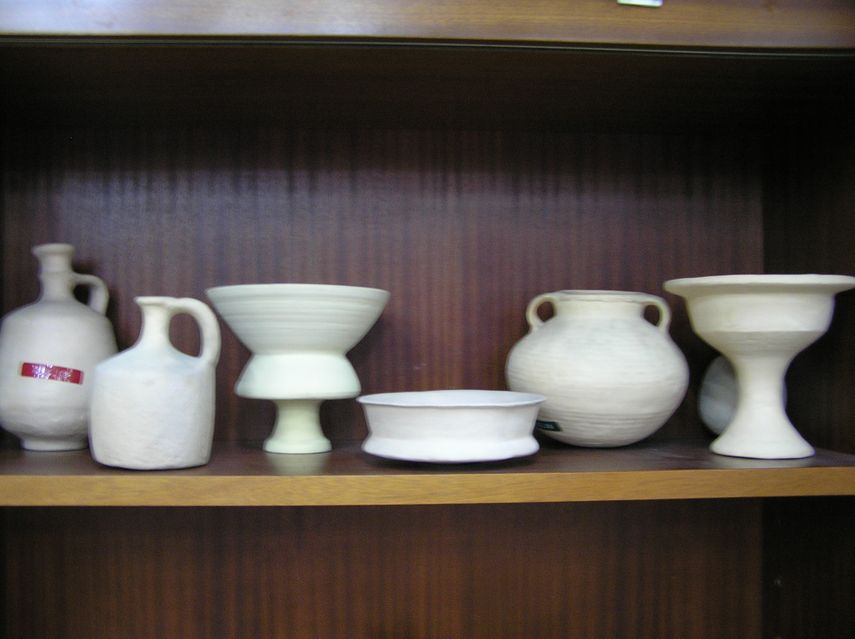 Collections of Vessels